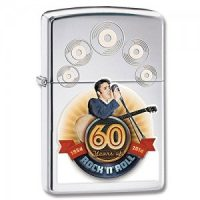 zippo music 290 chrome polished ice 2014