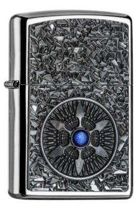 zippo chrome 169 chrome collectors high polished spring 2016